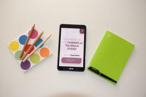Studiare su tablet per diventare insegnante di lingua e insegnare italiano agli stranieri